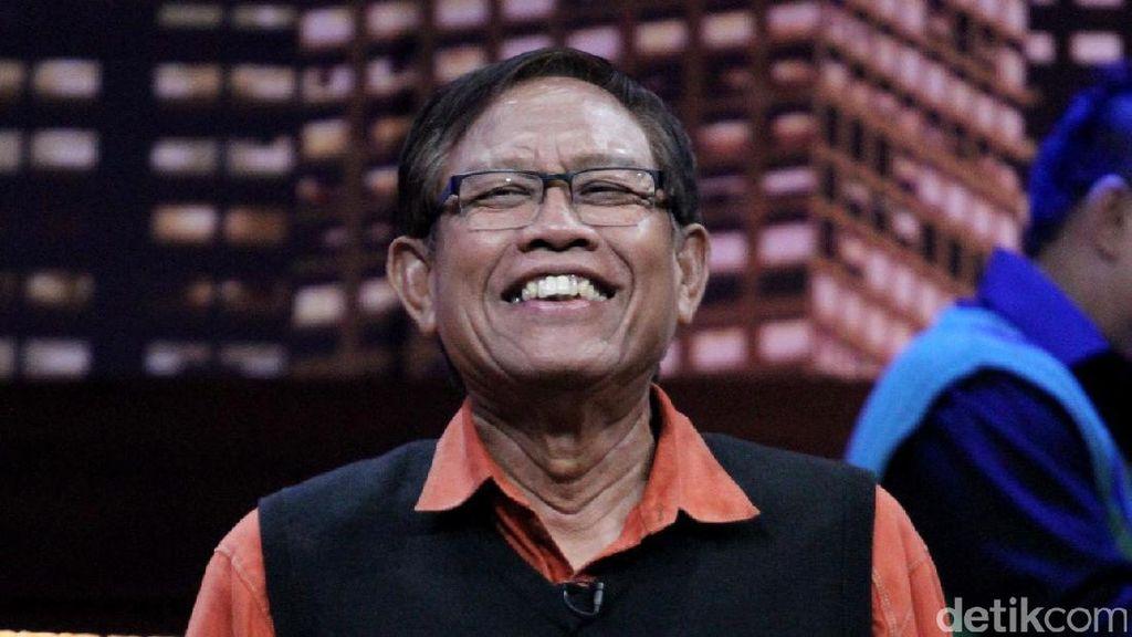 Tarzan: Jokowi Lucu Tanpa Alasan