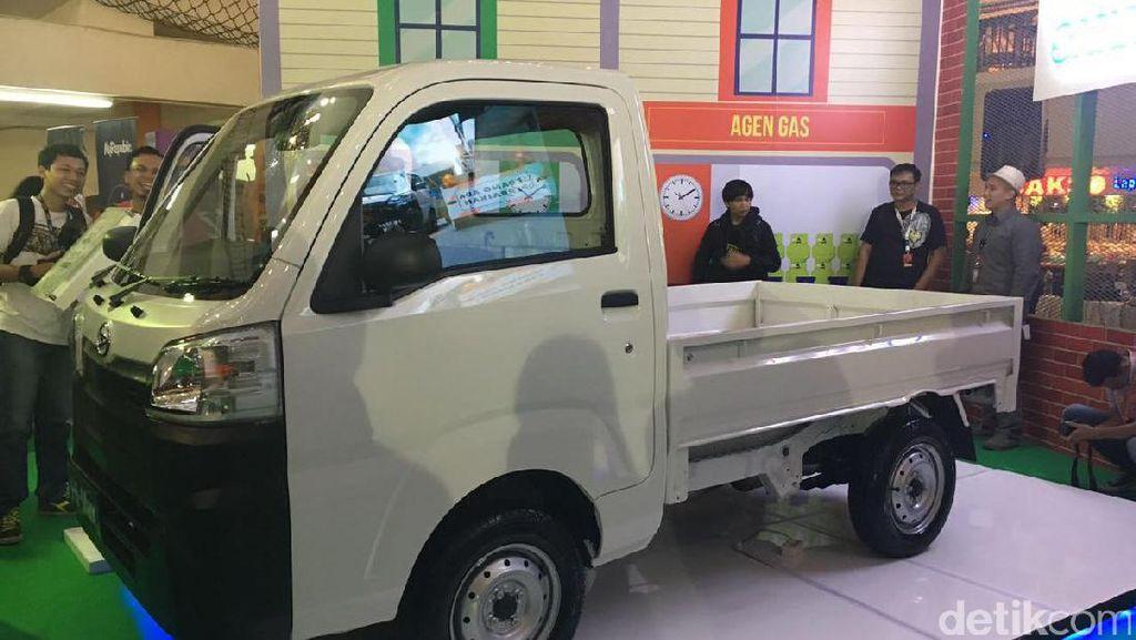 Daihatsu Pasang Belalai Antibanjir di Hi-Max