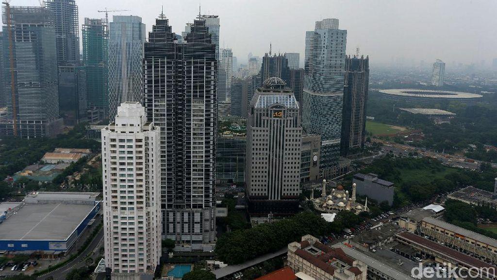 Kontraktor Burj Khalifa Komentar Soal Pasar Properti di Jakarta
