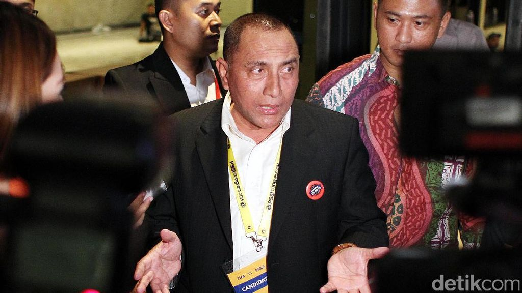Kembali Dipimpin Militer, PSSI Diyakini Punya Harapan Baru