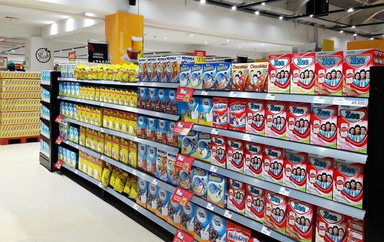 Gratis Minyak Goreng 1 Liter dengan Pembelian Groseri Tertentu di Transmart Carrefour