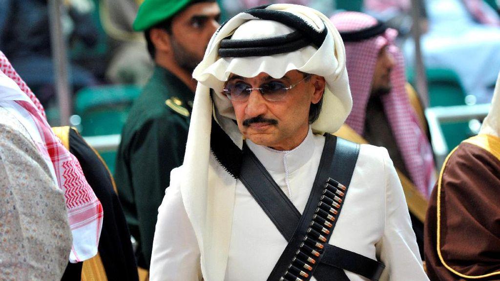 Tentang Pangeran Alwaleed Ditinggal Teman Pasca Tertangkap