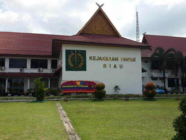 Tahun 2017 Nihil Penuntutan Korupsi, 3 Kejari di Riau Dievaluasi