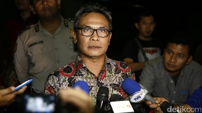 Johan Budi SP. Foto: Agung Pambudhy