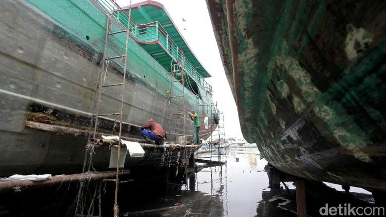 Bantu Nelayan Tangkap Ikan, KKP Gelontorkan Rp 764 M Tahun Ini