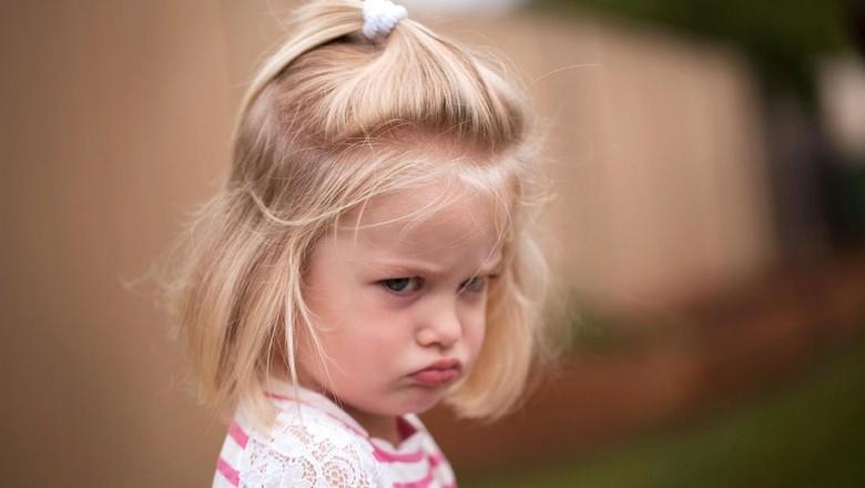 Mengatasi anak ngeyel/ Foto:thinkstock