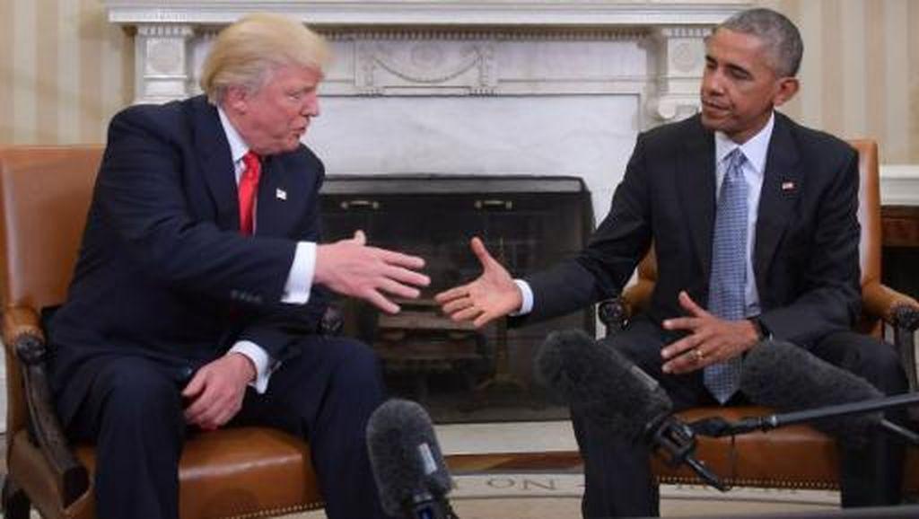 Dow Jones Cetak Rekor Pasca Kemenangan Donald Trump