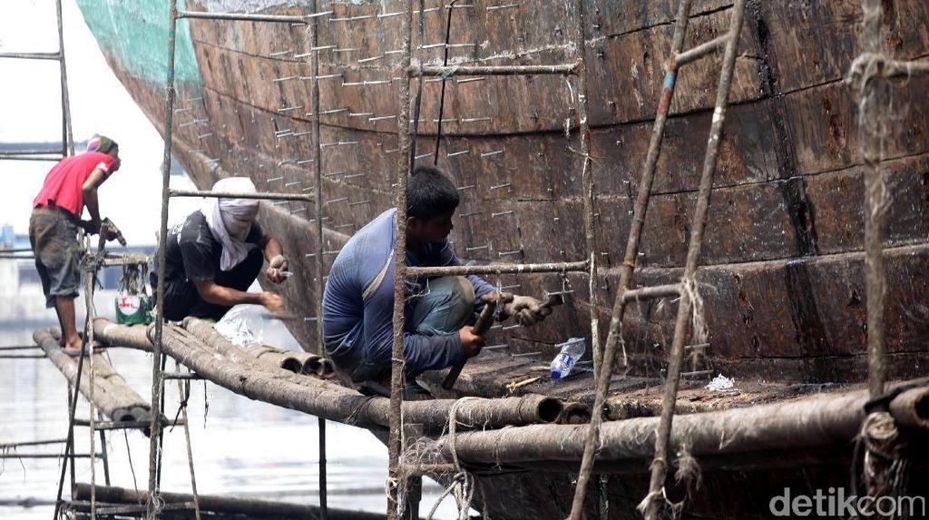 Tantangan Industri, 50% Kapal Indonesia Tua