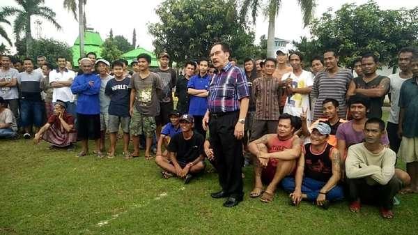 Antasari di Lapas Tangerang yang Tak Mau Dibedakan dengan Warga Binaan Lain