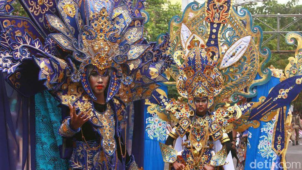Akhir Pekan, Tiga Menteri akan Hadiri Banyuwangi Ethno Carnival 2017