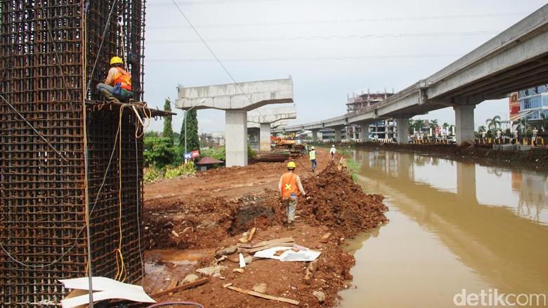 RI Butuh Rp 5.000 T Bangun Infrastruktur, 30% dari Pasar Keuangan