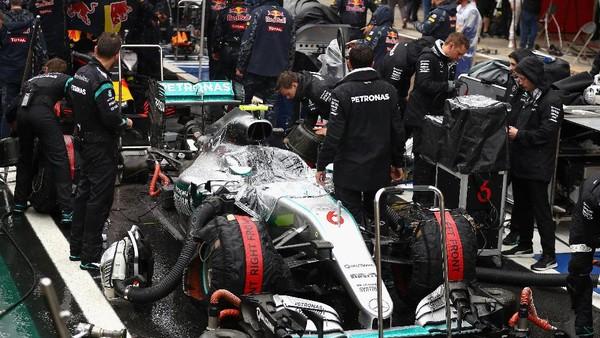 Rosberg Siap untuk Pertempuran Hebat di Abu Dhabi