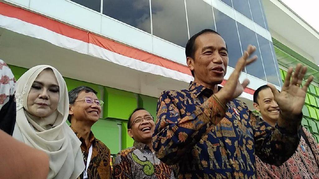 Kondisi Politik Memanas, Jokowi: Roda Perekonomian Berjalan Seperti Biasa