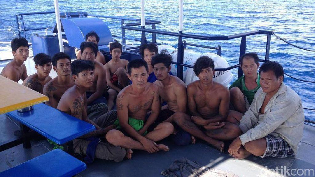 Ini Tantangan Pemerintah Berantas Kejahatan Perikanan di RI