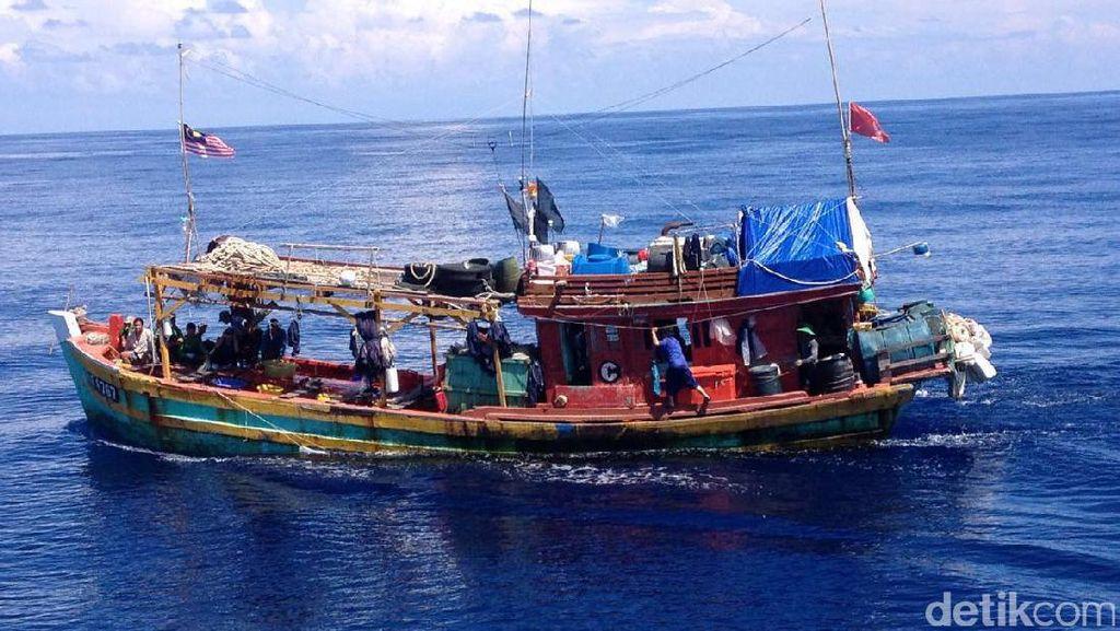Ini Modus Baru Pencurian Ikan di Wilayah RI