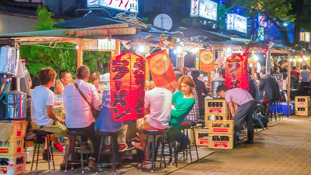 Makin Banyak Turis Muslim, Jepang Sediakan Restoran Hingga Kafetaria Halal