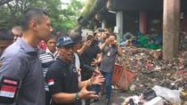 Agus Yudhoyono Soroti TPS di Sungai Bambu: Ini Enggak Higienis