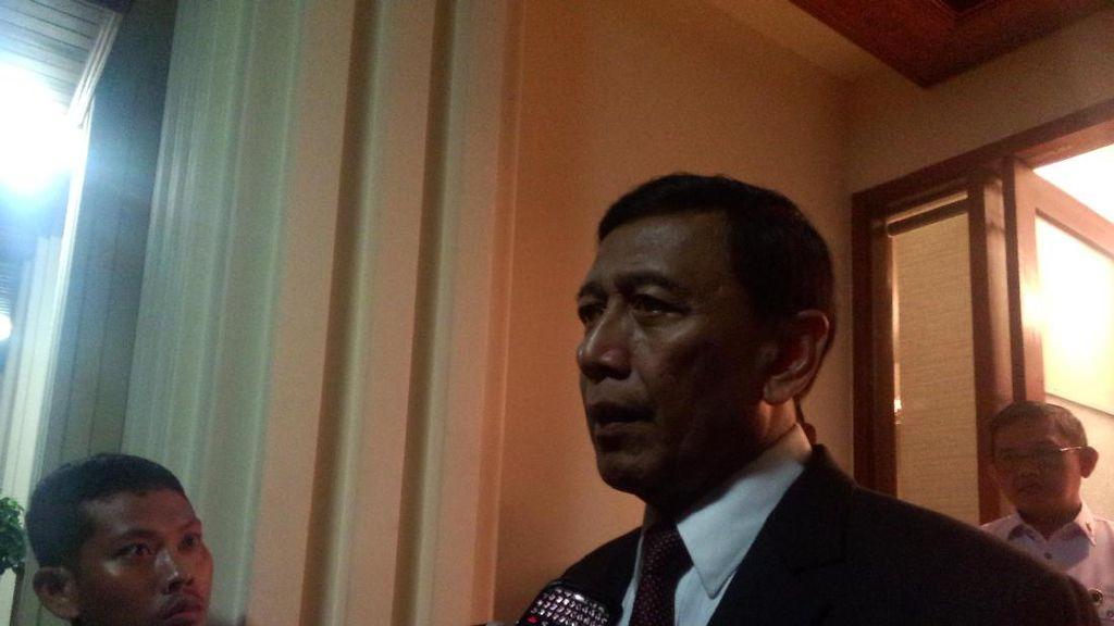 Soal Surat Arahan Jokowi ke Pejabat, Wiranto: Lebih Baik Disuguhi Prestasi