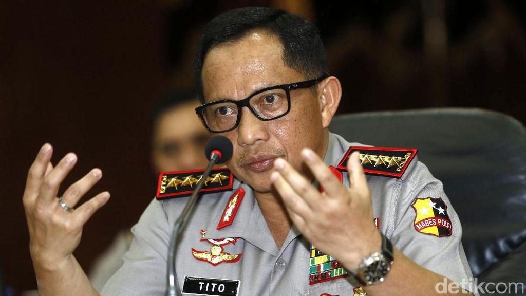 Kapolri: Mafia Beras Jadi Target Operasi Satgas Pangan