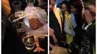 Kalau Gagal Capai Target Penjualan, Pegawai Perusahaan Ini Dipaksa Minum Liquor Isi Cacing Hidup