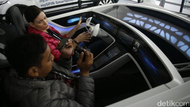 Mobil masa depan Bosch