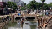 Pemkot Surabaya Anggarkan Rp 600 Miliar untuk Proyek Box Culvert