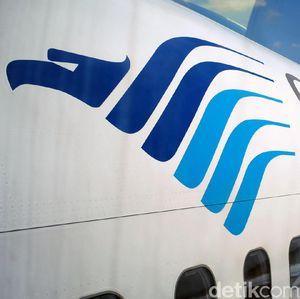 Garuda Indonesia Rombak Direksi dan Komisaris
