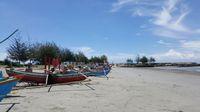 Kalau ke Bengkulu jangan lupa berkunjung ke pantai ini ya (Fitraya/detikTravel)