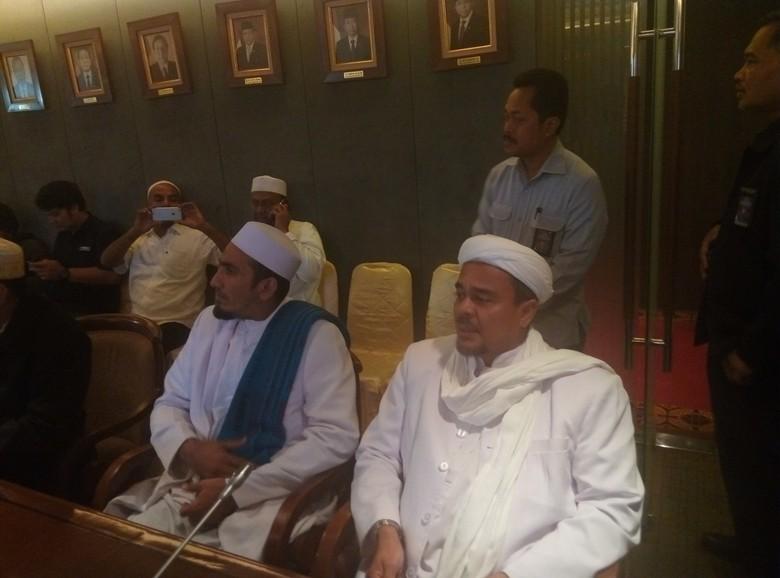 Demo 4 November Sempat Ricuh, GNPF MUI Minta DPR Buat Pansus