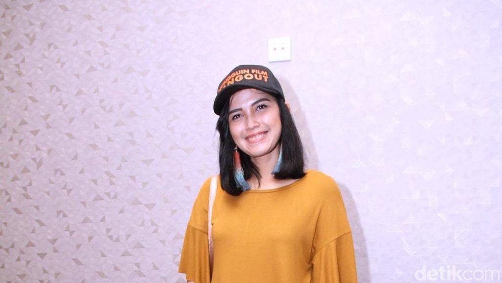 Dinda Kanya Dewi Ingin Tua dan Meninggal di Bandung