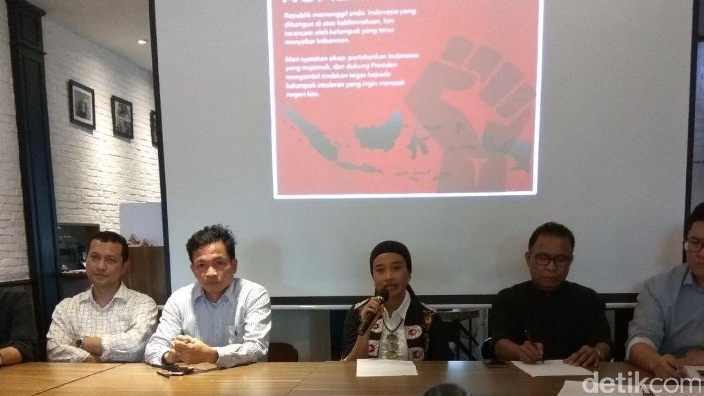 Presiden Jokowi Diminta Pastikan Kebhinnekaan RI Terjaga