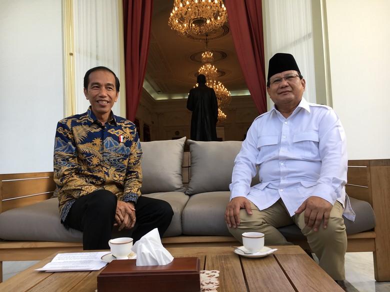 Jokowi Makin Pede, Prabowo Perlu Gaet Dukungan Lagi