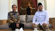 Momen Bersama Jokowi-Prabowo yang Diisukan Duet di 2019