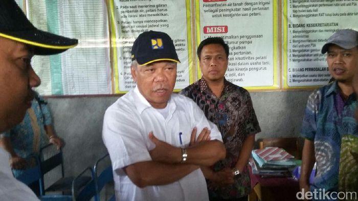 Menteri PUPR Basuki Hadimuljono (Foto: Fadhly Fauzi Rachman)