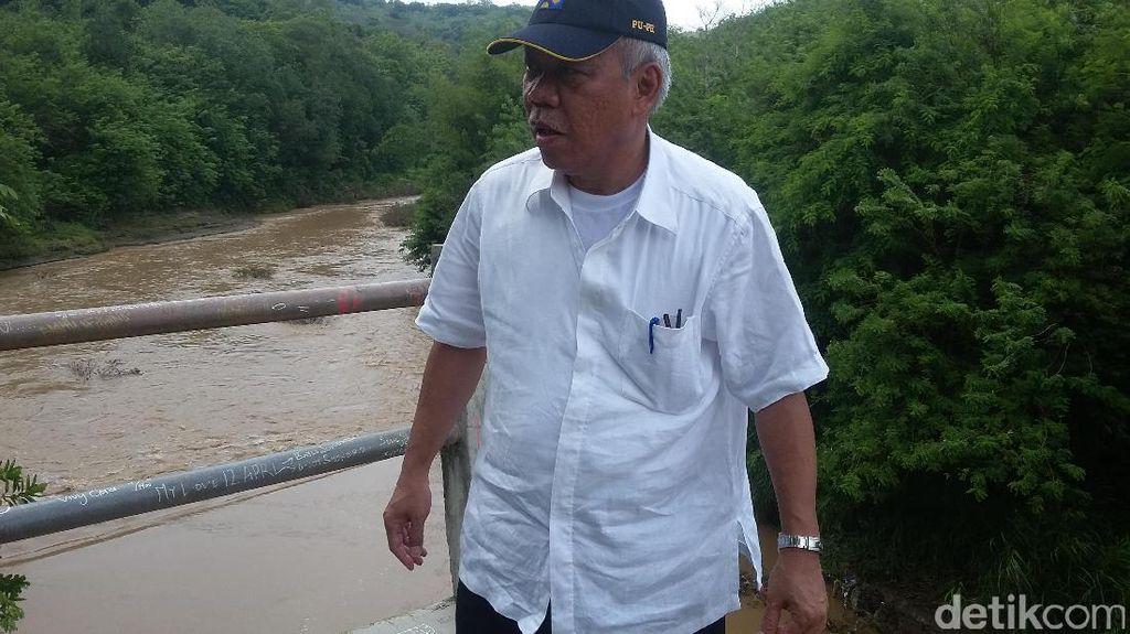 Bencana Alam Termasuk Penyebab Infrastruktur RI Tertinggal