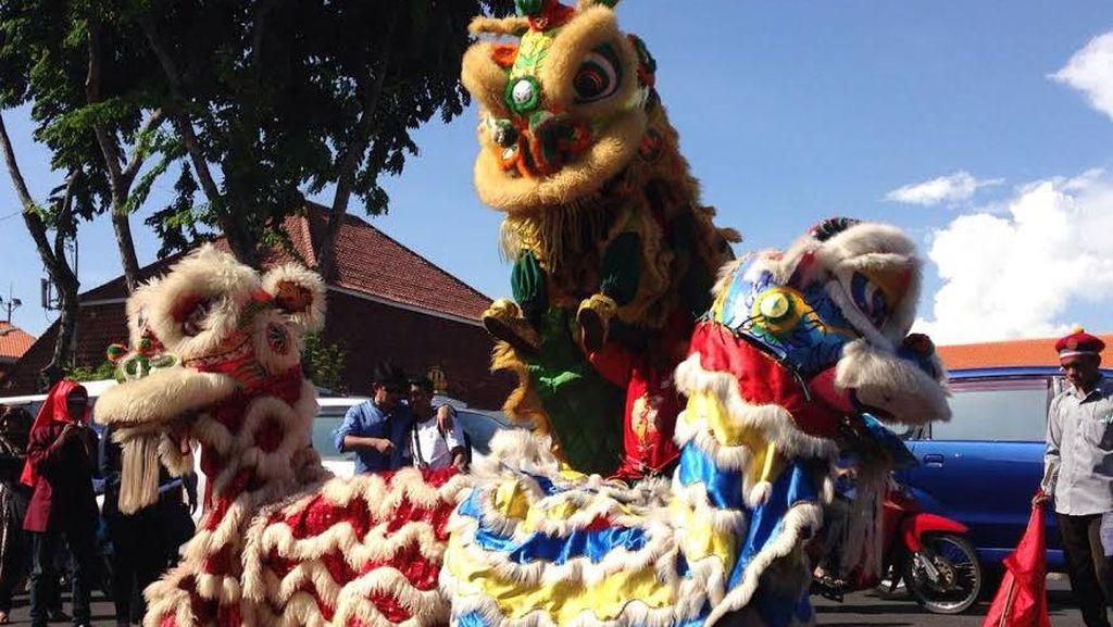 Parade Bhinneka Tunggal Ika di Surabaya: NKRI dan Pancasila Harga Mati