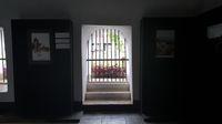 Jeruji penjara di Benteng Marlborough (Fitraya/detikTravel)