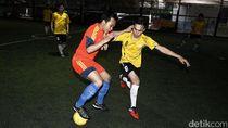 Libas BRI, BNI Juara Futsal BFC 2016