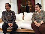 Besok, Jokowi Lantik Megawati Jadi Pengarah Badan Pancasila
