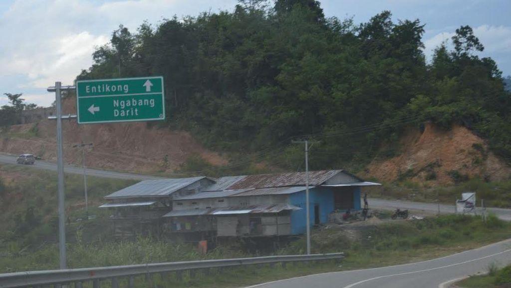 Jalan Perbatasan Dipercantik, PUPR: Jangan Hanya Dinikmati Malaysia