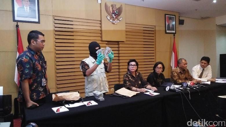 Pegawai Pajak Kena OTT KPK, Sri Mulyani Bentuk Tim Anti Korupsi