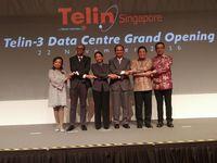 Ke Singapura, Rini Soemarno Resmikan Data Center Baru Milik Telkom