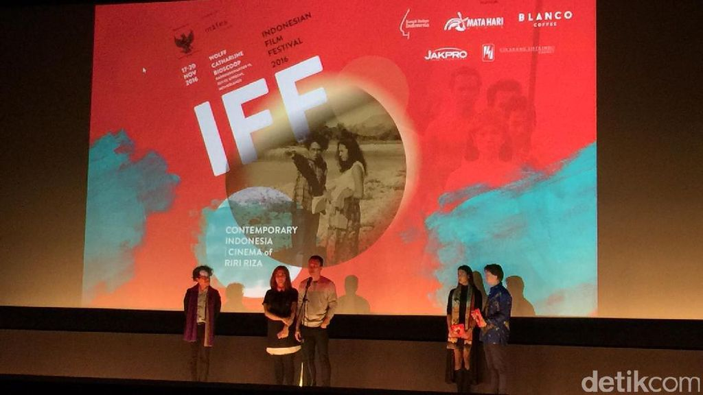 Film Riri Reza di Belanda Jadi Pintu Mengenal Indonesia