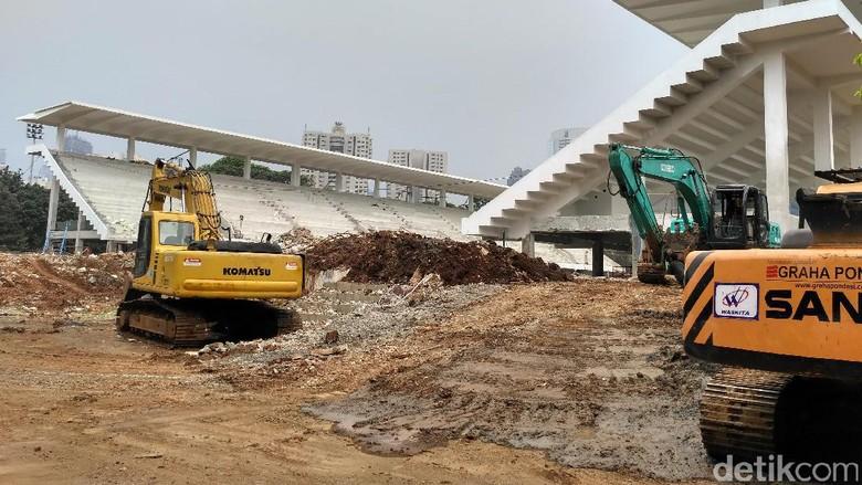 Tak Ada Dana, Sosialisasi Asian Games 2018 Mejan