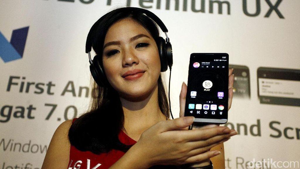 LG V20 Ramaikan Pasar Gadget Tanah Air