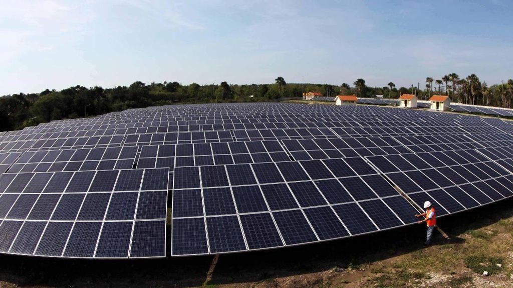 Tiga Tahun Jokowi-JK, Begini Hasil Pembangunan Energi Terbarukan