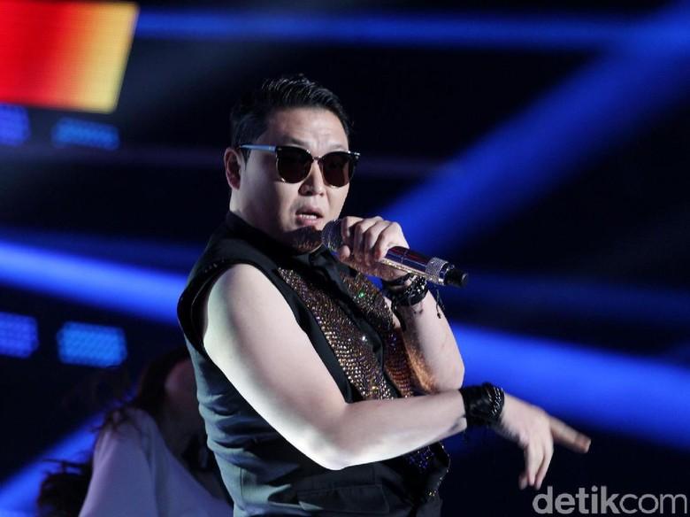 Kontrak dengan YG Segera Usai, Psy Bikin Label Sendiri?