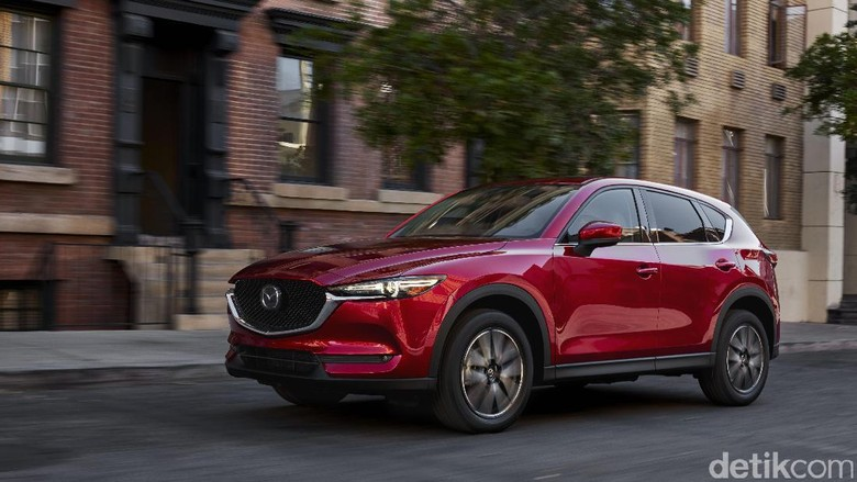 Merah, Warna Mobil Unggulan Mazda