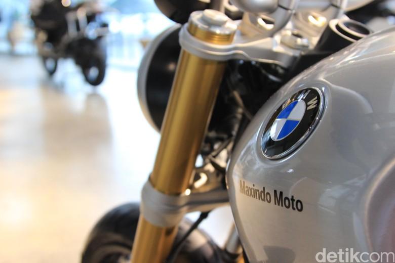 BMW Motorrad Merasa Pajak Terlalu Berat