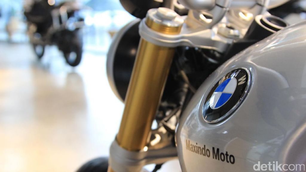 Pesta Pecinta Roda Dua ala BMW Digelar Akhir Pekan Ini